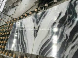 Interior Pattern (YYL)를 위한 판다 White Marble Tiles