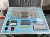 Équipement de test portatif de résistance diélectrique de pétrole de transformateur