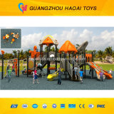 Grande Slide Safe Outdoor Playground per Kids (A-15151)