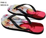 La mayoría de los zapatos ocasionales del deslizador del fracaso de tirón de la impresión popular 3D (FF68-11)