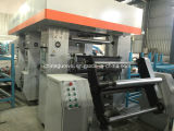 De Machine van de Druk van de Gravure van de Controle van de Computer van de hoge snelheid voor Plastic Film