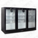 O estilo americano 320L suporta o refrigerador do indicador do refrigerador da barra com Ce, CB