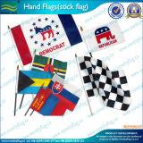 Bandierina di paese su ordinazione della mano all'ingrosso (NF01F02020)