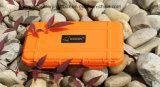 Cadre étanche mince de disque dur de boîtier plastique pour le cas protecteur en plastique de cas d'iPhone