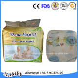 Tecidos descartáveis do bebê do caro Cupid para o mercado de Ghana