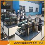 Máquina Plástica de la Protuberancia del Tubo del PVC en Zhangjiagang