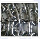 Catena a maglia d'acciaio dello zinco G70 dell'alto ferro di tensione giallo della prova