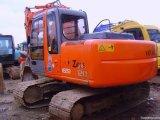 Excavatrice utilisée de Hitachi Ex60, excavatrice Ex60 avec des bonnes conditions