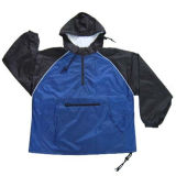 Hooded를 가진 100%년 폴리에스테 Mens Lightweight Windbreaker Jacket