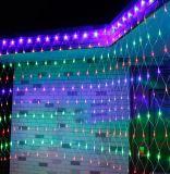 Lumière nette de 2016 de vente décorations commerciales extérieures chaudes de Noël