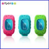 Sos緊急アラーム子供GPSの追跡者のBluetoothのスマートな腕時計