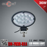 7 CREE СИД Car Driving Work Light дюйма 36W (SM-7036-RXA)