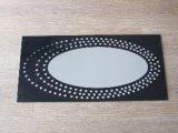 Goedkope Ronde Zilveren Spiegel voor Badkamers met de Prijs van de Fabriek van China