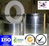 nastro di alluminio adesivo acrilico del condotto del rullo di 30mic Jumbol con la fodera bianca
