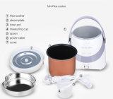 1.3L 220V/110Vの炊飯器の台所機器の焦げ付き防止の鍋
