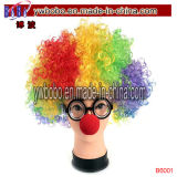 Yiwu China payaso narices de Circo de Halloween Party Service Carnival (BO-6001)