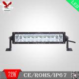 indicatori luminosi dell'automobile di 4D 72W 13.5inch LED per la jeep
