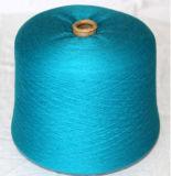 Fio do branco de lãs dos iaques do Crochet de /Knitting/ de matéria têxtil da tela do tapete/lãs dos Tibet-Carneiros