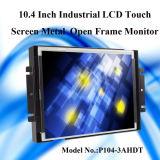 Entrada AV / VGA / HDMI / DVI 10,4 pulgadas TFT LCD Monitor