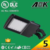 UL Dlc de Aok luzes do lote de estacionamento do diodo emissor de luz de 400 watts