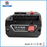 Батарея Li-иона електричюеского инструмента Bosch Gba14.4V 14.4V 4.0ah