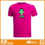 남자의 스포츠는 적당한 t-셔츠를 말린다