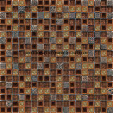 8mm Thickness를 가진 유행 Ceramic & Glass & Resin Mosaic Tile