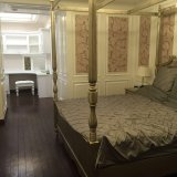 Шкафы тщеты Ada гостиницы твердой древесины клена