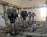 Bomba centrífuga de vários estágios vertical de alta pressão de aço inoxidável