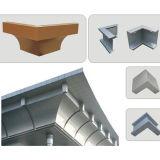 Panneau en aluminium hyperbolique pour la décoration de revêtement et de plafond