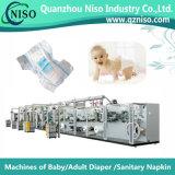 高速(YNK500-SV)の機械を作る有効なサーボ制御の赤ん坊のおむつ