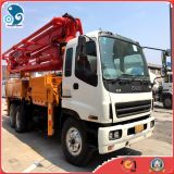 China/Berühmtes-Brand Used Sany Concrete Pump mit Isuzu 10wheels/6cylinders Truck