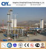 Usine cryogénique de séparation d'air d'azote d'oxygène liquide d'Asu
