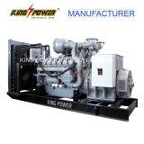 jogo de gerador Diesel elétrico da potência 440kw principal com motor de Perkins