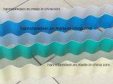 Хозяйственные плитки крыши цвета Corrugated UPVC доказательства жары рециркулированные