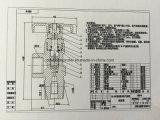 Баллон безшовной стали продукции ISO9809-1 Китая