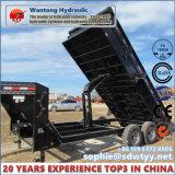 Reeks van het Hijstoestel van de Cilinder van Underbody de Hydraulische voor Stortplaats/Tippende Vrachtwagen