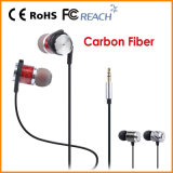 Углерод Fiber Stereo Wireless для iPhone Mobile в-Ear Earphone (REP-802ST)