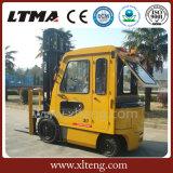 Ltma電池の電気フォークリフトタクシーが付いている3トンの上昇トラック