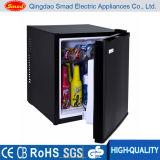 refrigerador do hotel da classe R600A 50L da+ mini & a Home da energia da bebida com fechamento