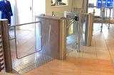 304 Tarjeta de acero inoxidable RFID de control de acceso Lector torno de trípode Puerta con precio de fábrica