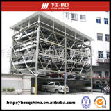 簡単なStructure Mechanical Parking LiftおよびSaleのためのUnit