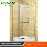 Cabine do chuveiro do aço inoxidável