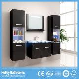 Gabinete de banheiro High-Gloss da pintura do interruptor quente do toque claro do diodo emissor de luz (B803D)
