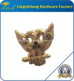 Divisa masónica del Pin de la solapa del diseño del águila de 32 grados