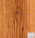 Traction du papier en bois de grain pour le plancher
