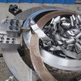 Découpage froid de pipe fendue de bâti et machine taillante