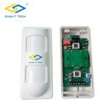 3-Tech (2 PIR e MW) Detector de movimento de prova de água IP-65 externo com anti-máscara e imunidade para animais de estimação (OTD-40T)