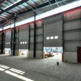 Industrielle Garage-geschnittentür/Handelsgarage-Türen (HF-029)