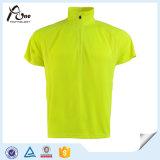 高品質の運動摩耗の立場カラーポロのTシャツ